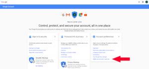 Cách xóa vĩnh viễn, khôi phục tài khoản Google trên điện thoại