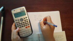 Cách dùng máy tính Casio để tìm ƯCLN, BCNN và phân tích ra thừa số nguyên tố toán lớp 6