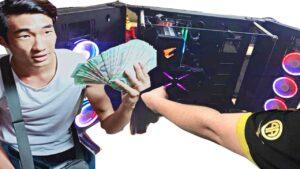 Mua Sắm Máy Tính 100 Triệu Và Thuê Gaming House   Laytv