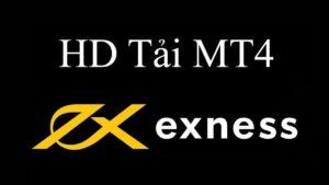 Exness   Hướng dẫn tải phần mềm MT4 về máy tính và điện thoại