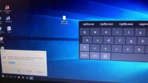 Hướng dẫn sửa lỗi máy tính không gõ được bàn phím ( thành công 100% )
