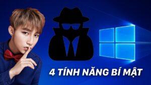Thủ thuật máy tính: 4 tính năng bí mật trên windows chỉ chuyên gia mới biết