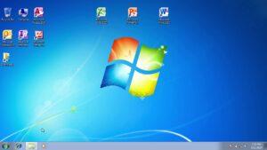 Cách sử dụng windows 7 #07 | Màn hình desktop của máy tính