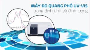 Sử dụng máy đo quang phổ UV-VIS trong định tính và định lượng (Phần 1).