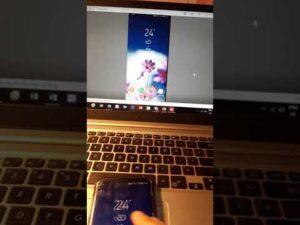 Sử dụng AnyDesk dẫn truyền màn hình điện thoại lên máy tính