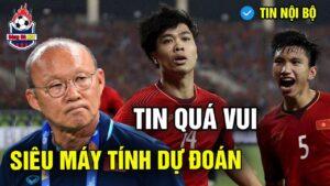 🔴 SIÊU MÁY TÍNH Dự Đoán ĐTVN CHẮC CHẮN Vào VL World Cup Khiến Thầy Park Không Giữ Được Bình Tĩnh