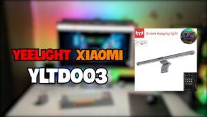 Trên tay Yeelight YLTD003 Đèn chiếu màn hình máy tính laptop