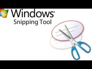 Cách chụp màn hình máy tính Win 10   Cách sử dụng công cụ Snipping Tool chụp màn hình máy tính