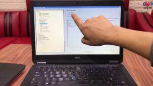 Hướng dẫn sửa lỗi khởi động lại máy tính Dell latitude   win 7