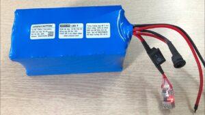 Khối pin sắt 12V 153Wh không thể thiếu khi mất điện