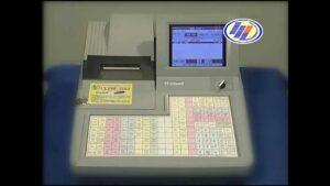 May tinh tien Lý Phú Vinh – Hướng dẫn sử dụng máy tính tiền EX 7500 – 03