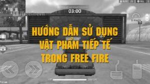 HƯỚNG DẪN SỬ DỤNG: VẬT PHẨM TIẾP TẾ | Free Fire