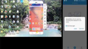 Apower Mirror – Hướng dẫn đưa màn hình điện thoại lên máy tính để đánh giá ứng dụng