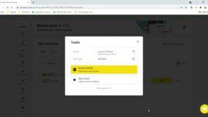 Hướng dẫn sử dụng Exness Web Terminal