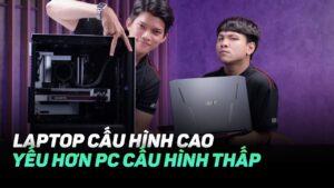 GVN Hỏi Đáp 24 SS2: Vì sao Laptop cấu hình mạnh hơn PC mà thực tế vẫn yếu hơn? | PC Mod có đắt?
