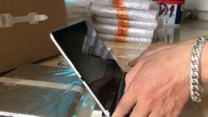 Máy tính bảng + Laptop 2 trong 1 NEC 4G + 64G + Win10 tại Didongxachtay