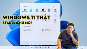 Mình đã trải nghiệm Windows 11 bản rò rỉ!