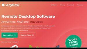 Anydesk – Phần mềm điều khiển máy tính từ xa ngon nhất, dễ dùng nhất quả đất – gà mấy cũng dùng được