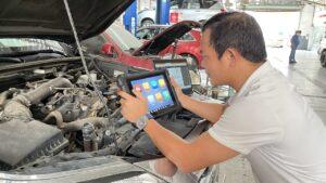 Khắc phục lỗi mobin đánh lửa Toyota Fortuner P0351-Ignition Coil trên máy chẩn đoán Autel ms 909