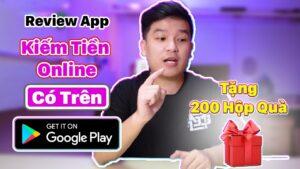Review Ứng Dụng Kiếm Tiền Online Có Trên CHPlay Của Google. Vòng Tay Yêu Thương VTYT
