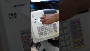 Cách dùng máy tính tiền 02