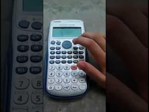 Hướng dẫn tỏ tình crush bằng hình trái tim trên máy tính casio fx- 570VNplus