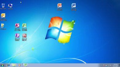 Photo of Cách sử dụng windows 7 #08 | Cách sắp xếp các biểu tượng trên màn hình desktop