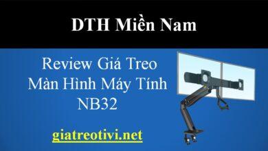 Photo of Review Giá Treo Hai Màn Hình Máy Tính NB32 Thương Hiệu North Bayou